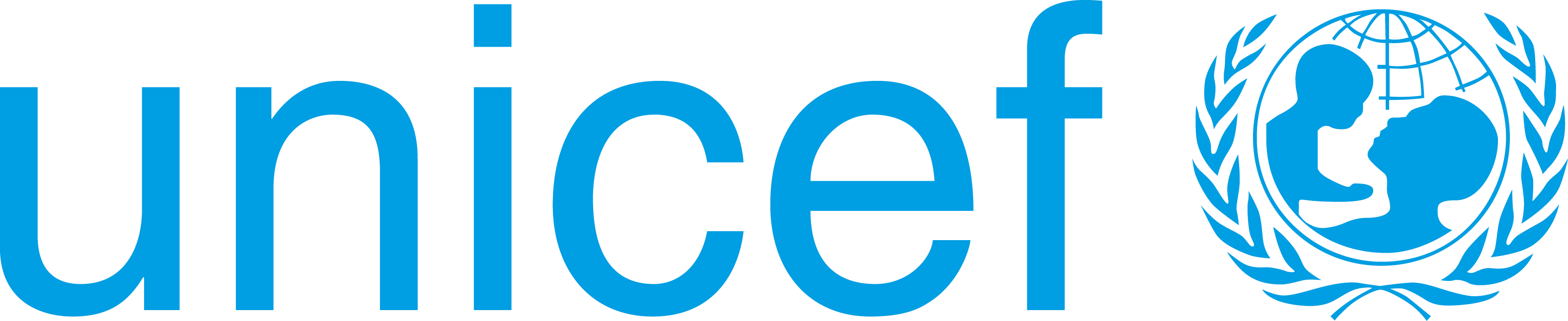 Developed for UNICEF logo